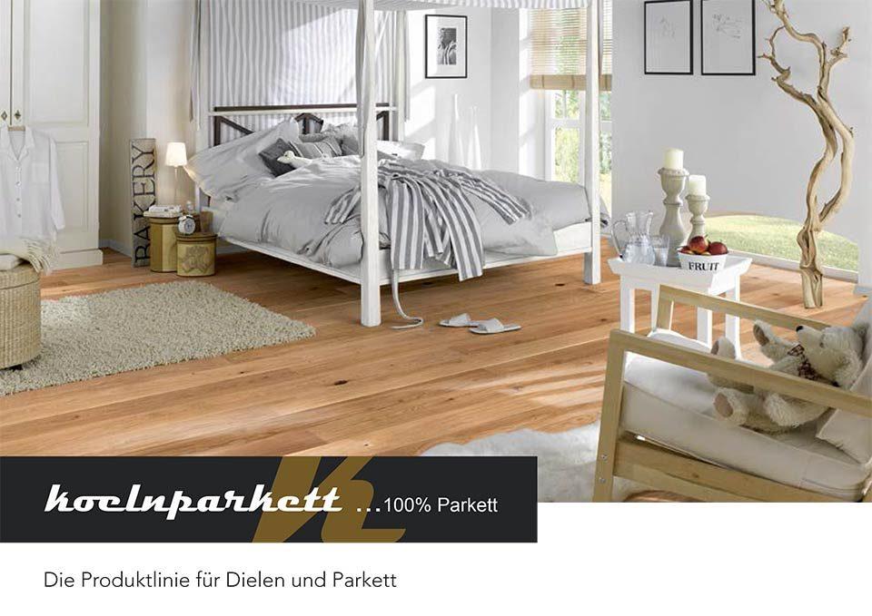koelnparkett Prospekt Dielen & Parkett Cover